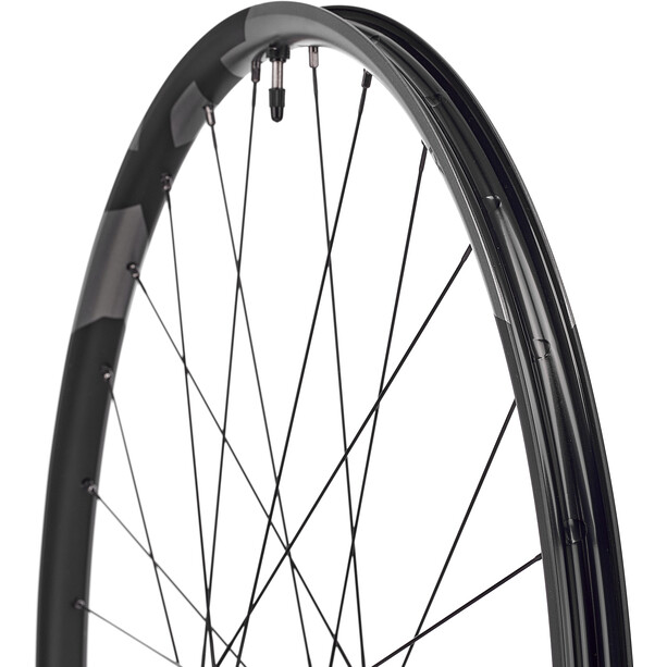 "Shimano Deore XT WH-M8100 Vorderrad 29"" Scheibenbremse CL black"