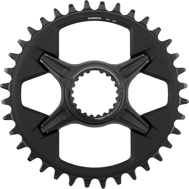 Shimano Deore XT SM-CRM85 Kettenblatt DM 1x12-fach für FC-M8100 | FC-M8120 | FC-M8130 black