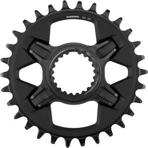 Shimano Deore XT SM-CRM85 Platos DM 1x12-vel para FC-M8100 | FC-M8120 | FC-M8130, negro negro