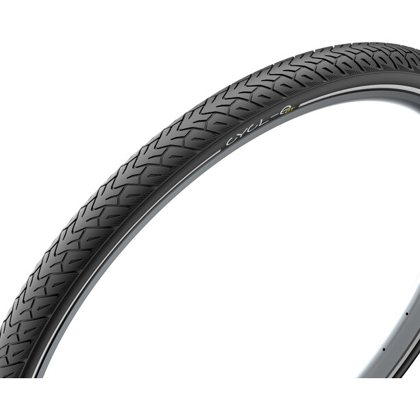 """Pirelli Cycl-e DT Drahtreifen 28x1.40"""" black"""