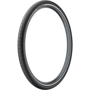 """Pirelli Cycl-e DT Clincher-rengas 28x2.00"""", musta musta"""