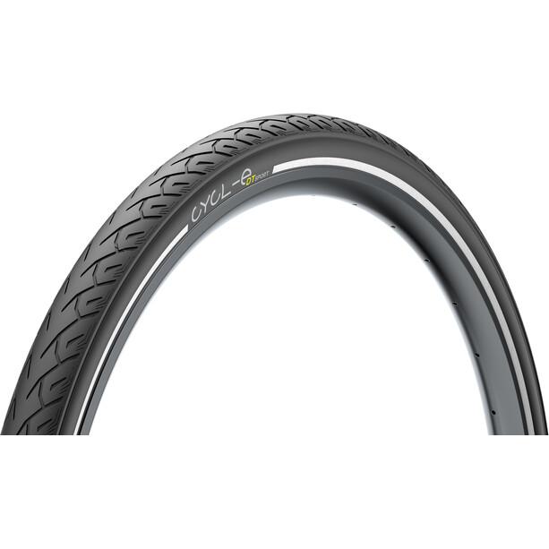 """Pirelli Cycl-e DTs Drahtreifen 28x1.60"""" black"""