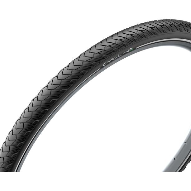 """Pirelli Cycl-e XT Drahtreifen 28x2.00"""" black"""