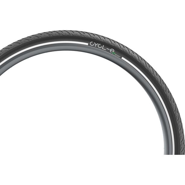 """Pirelli Cycl-e XTs Drahtreifen 28x1.75"""" black"""