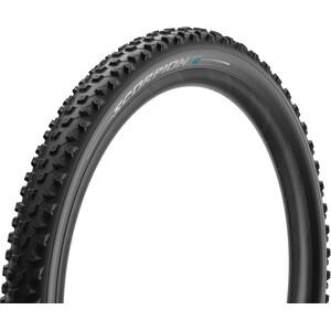 """Pirelli Scorpion XC S Taitettava rengas 29x2.40"""", musta musta"""