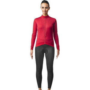 Mavic Sequence Thermojacke Damen jester red jester red