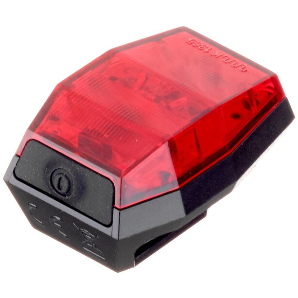 Croozer Lunixo Lynx R mini Rücklicht black/red