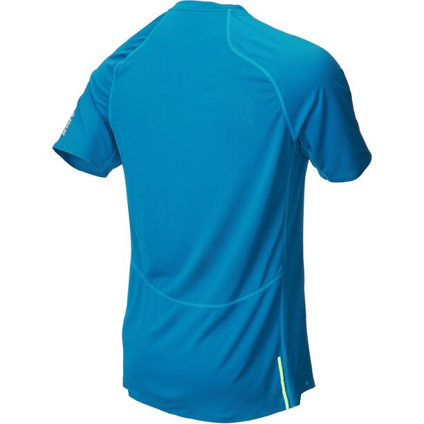inov-8 Base Elite Kurzarmshirt Herren blue
