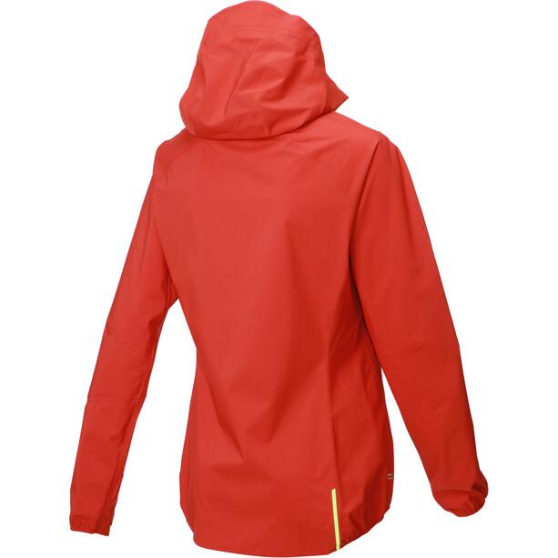 inov-8 Stormshell Full-Zip Jacke Damen red