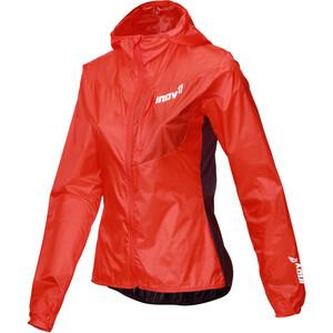 inov-8 Windshell Full-Zip Jacke Damen red/purple red/purple