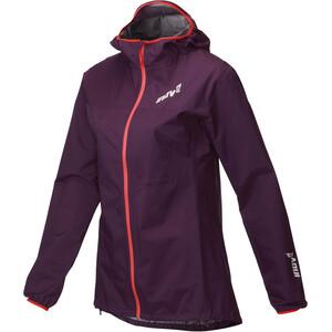 inov-8 Trailshell Full Zip Damen purple purple