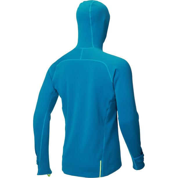inov-8 Technical Mid Full-Zip Hoodie Herren blue