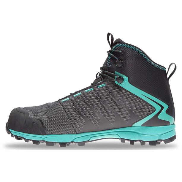 inov-8 Roclite 370 Shoes Dam black/teal