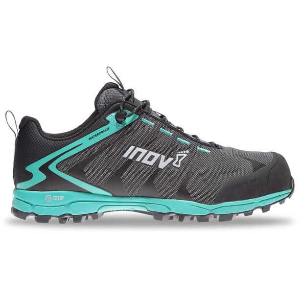 inov-8 Roclite 350 Shoes Dam black/teal