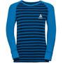 directoire blue/black/stripes