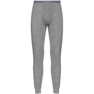 Odlo SUW Natural 100% Merino Warm Pantalones interiores Hombre, gris gris