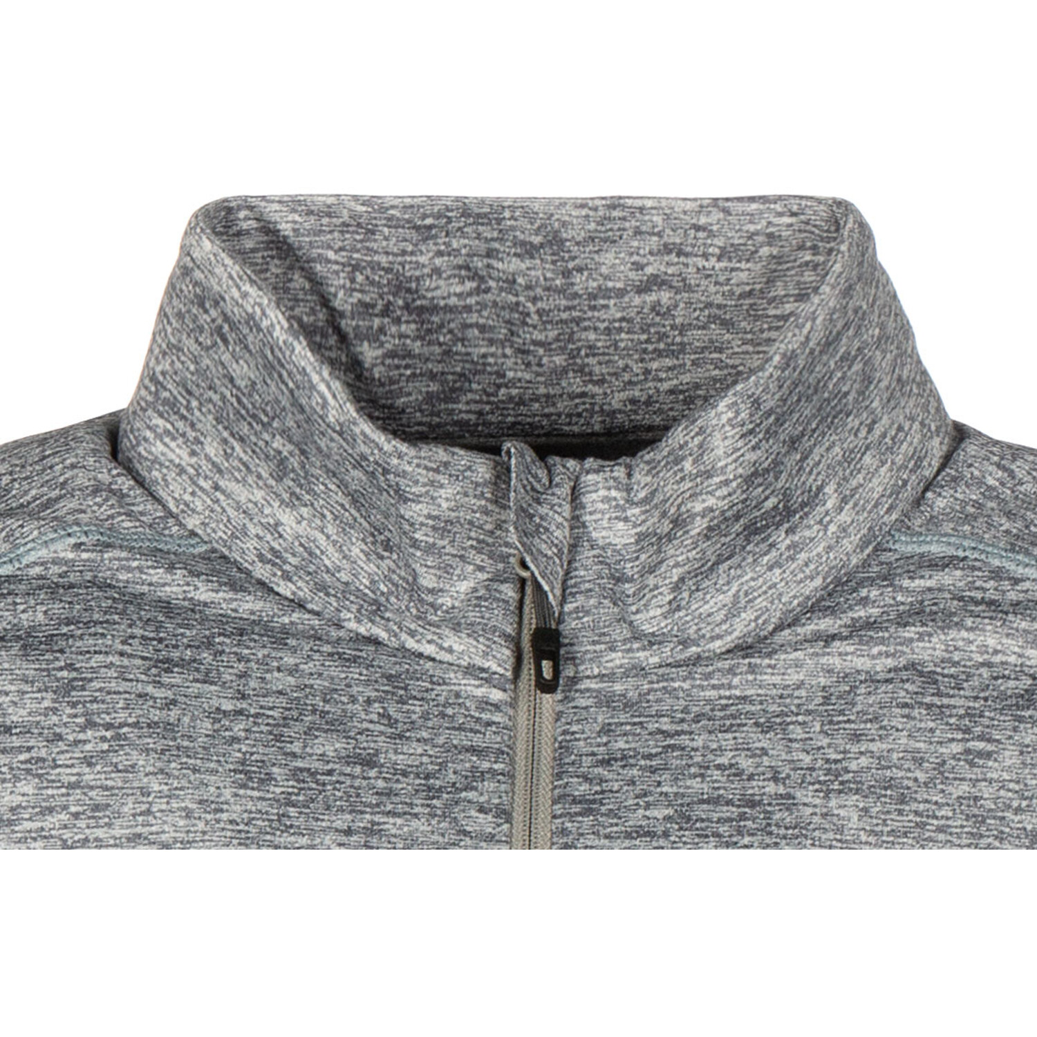 Odlo Steeze Midlayer 1/2 Zip Herren grey melange