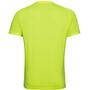 Odlo Element Light SS Rundhalsshirt Herren safety yellow