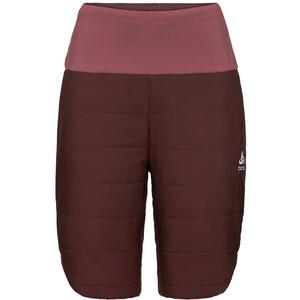 Odlo Millennium S-Thermic Shorts Damen decadent chocolate decadent chocolate