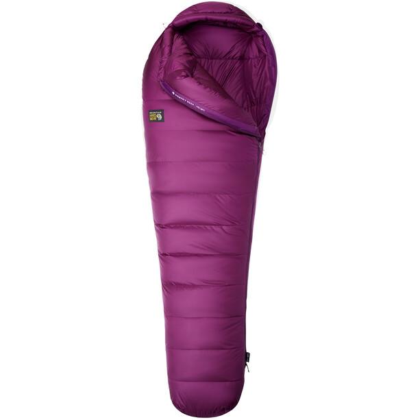 Mountain Hardwear Rook 0F/-18C Sleeping Bag Regular Dam cosmos purple