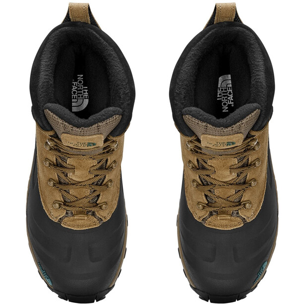 The North Face Chilkat III Stiefel Herren british khaki/tnf black