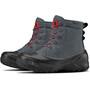 The North Face Tsumoru Stiefel Herren zinc grey/tnf black