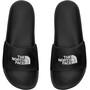The North Face Nuptse Slide Schuhe Damen schwarz