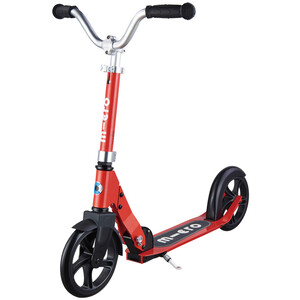 Micro Cruiser Scooter röd röd