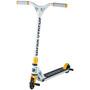 Micro Trixx 2.0 Stuntscooter grey/yellow