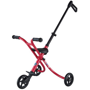 Micro Trike XL Roller Kinder rot rot