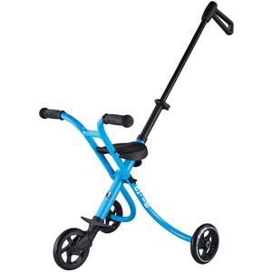 Micro Trike XL Roller Kinder blau blau
