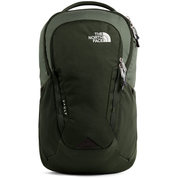 The North Face Vault Backpack New Taupe Green Combo/High Rise Grey