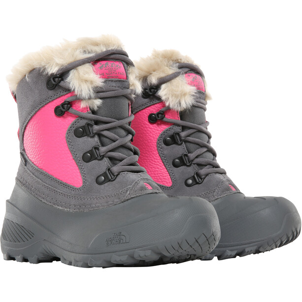 The North Face Shellista Extreme Boots Barn Zinc Grey/Mr. Pink