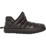 The North Face ThermoBall Traction Booties Herr Shiny TNF Black/Dark Shadow Grey
