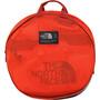 The North Face Base Camp Duffel S Acrylic Orange/Picante Red