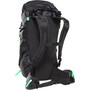 The North Face Forecaster 35 Backpack chlorophyll green/weathered black