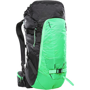 The North Face Forecaster 35 Backpack chlorophyll green/weathered black chlorophyll green/weathered black