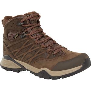 The North Face Hedgehog Hike II Mid GTX Shoes Dam Bipartisan Brown/Pamplona Purple Bipartisan Brown/Pamplona Purple