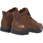 The North Face Storm Strike 2 WP Shoes Herr Carafe Brown/Ebony Grey