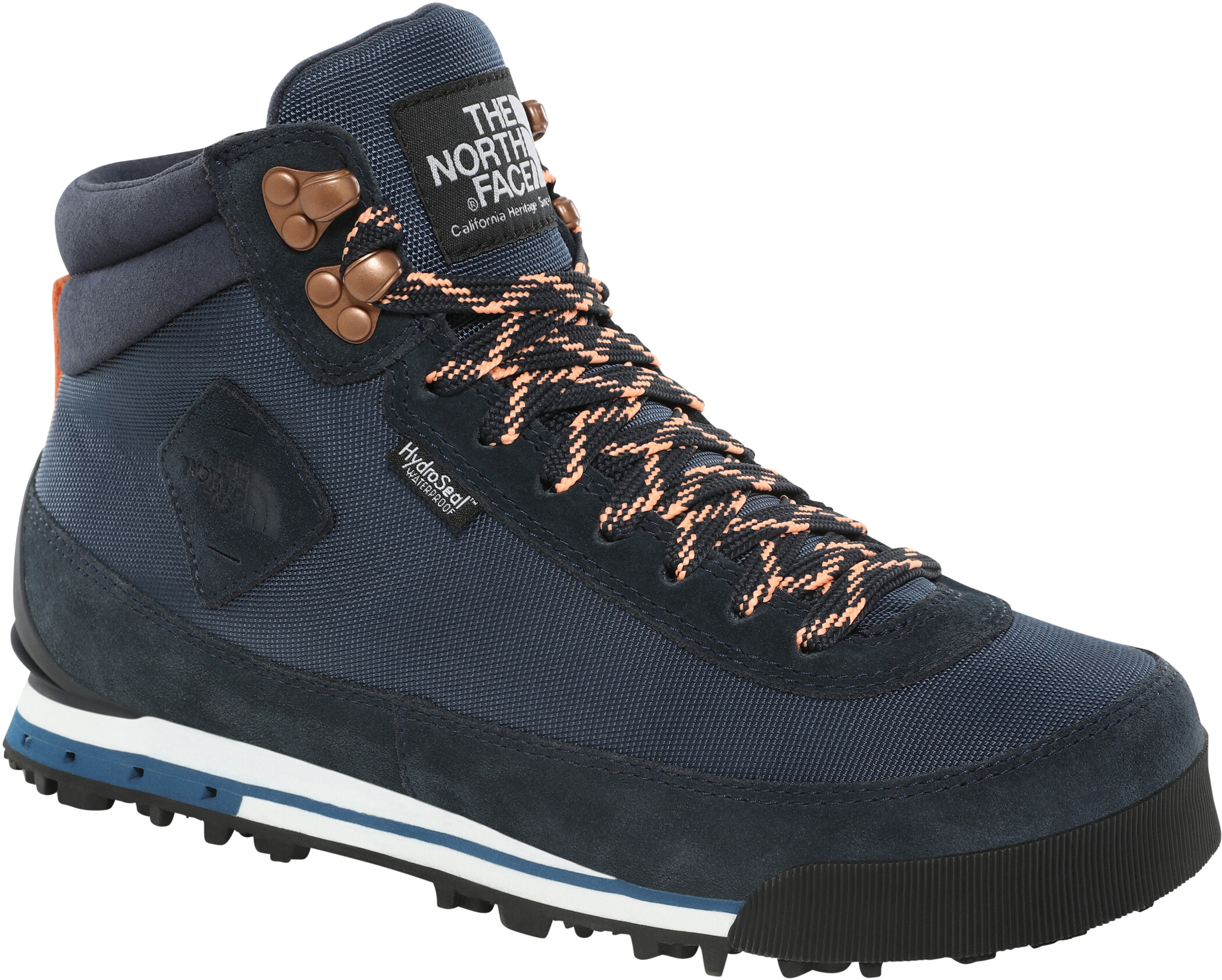 The North Face Thermoball Buttonup Boots Dam TNF BlackTitanium