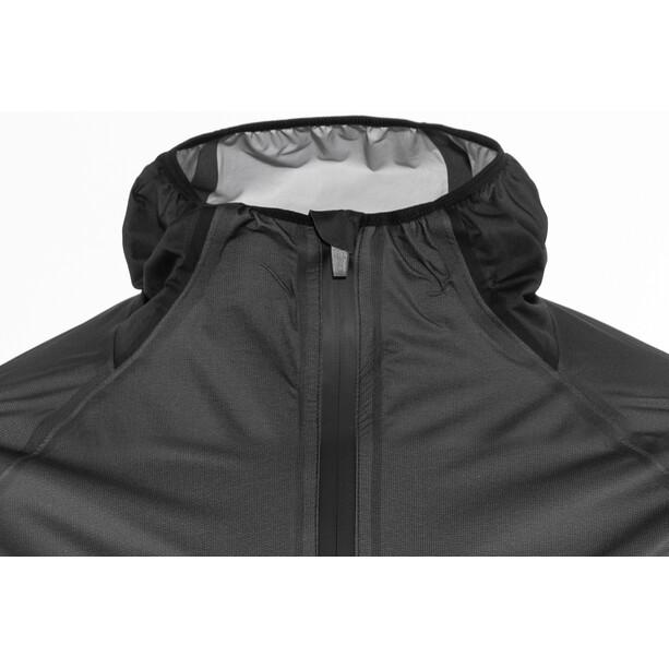 Compressport Hurricane Waterproof 25/75 Jacke black