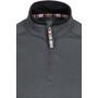 Sherpa Dikila Zip T-Shirt Damen kharani/black