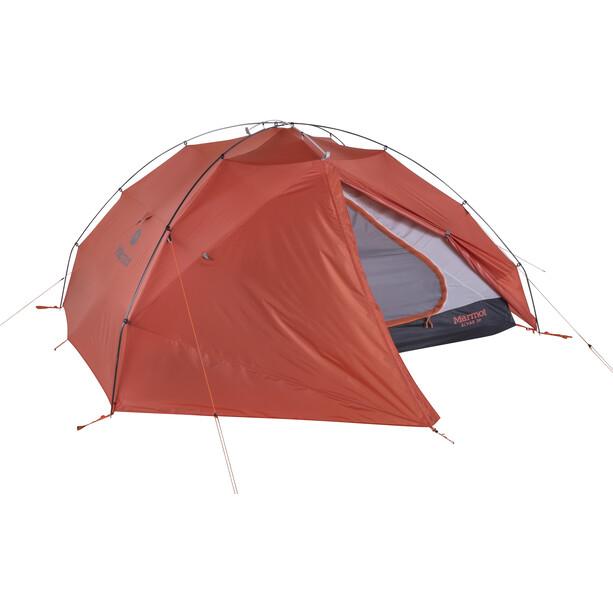 Marmot Alvar UL 2P Tent burnt ochre