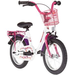 """Vermont Girly 14"""" Mädchen weiß/pink weiß/pink"""