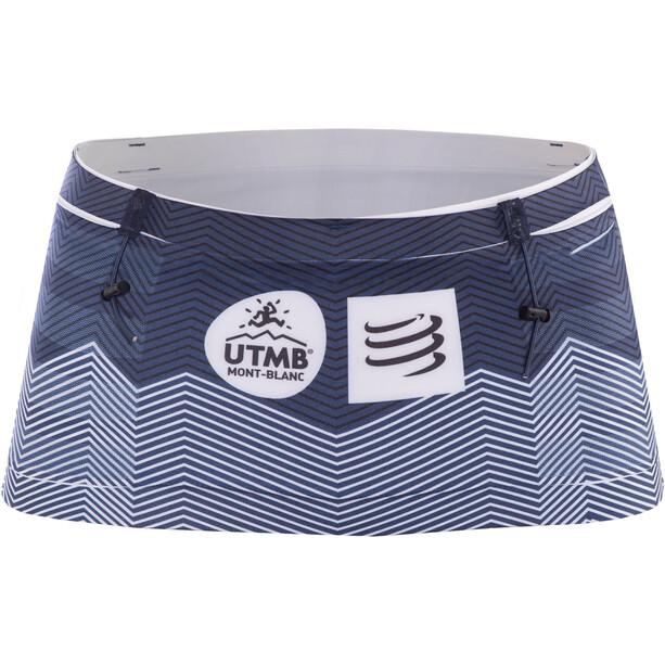 Compressport Free Belt Pro UTMB 2019 blue