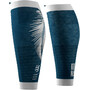 Compressport R2 Oxygen Kona 2019 Wadenkompressoren blue