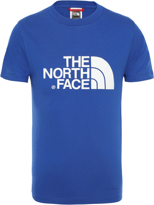 The North Face Easy Kurzarm T-Shirt Jungs tnf blue Kurzarmshirts XL T0A3P7CZ6-XL