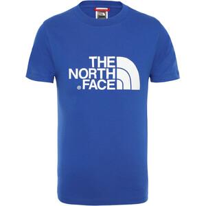 The North Face Easy Kurzarm T-Shirt Jungen tnf blue tnf blue