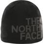 tnf black/asphalt grey logo xl