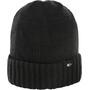 The North Face Shinsky Beanie tnf black criss cross stitch